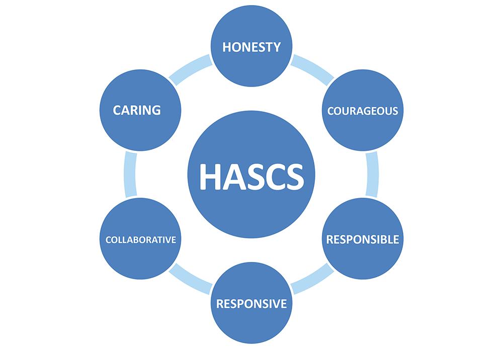 Our Values Diagram